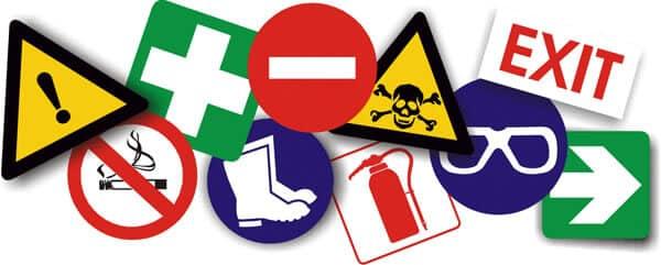 Health & Safety Risks - Construction - Anderton Gables
